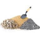 Щебень, Песок и Другие Сыпучие Материалы
