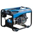 SDMO Diesel 6000 E Elektrības ģenerators