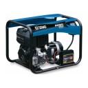 SDMO Diesel 4000 C Elektrības ģenerators