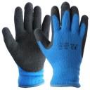 Перчатки рабочие зимние облиты латексом 3091
