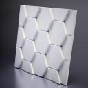 3D Ģipša Sienu Panelis BEE