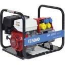 SDMO HX 6000-C Elektrības ģenerators