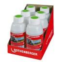 ROTHENBEGER RoClean (6 pudeles pa 1l) Virsmu (grīdu) apkures sistēmas tīrīšanas līdzeklis