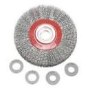 Metāla birste disks