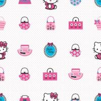 73499 Hello Kitty Fashion Tapetes 53 cm x 10 m