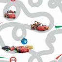 72599 Cars Racetrack Tapetes