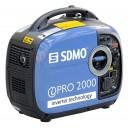 SDMO INVERTER PRO 2000 Invertorais elektrības ģenerators