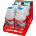 ROTHENBEGER RoClean Radiatoru apkures sistēmas tīrīšanas līdzeklis (6 pudeles pa 1l)