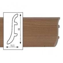 Buk (buks) PVC Grīdlīste LSP1