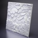 3D Ģipša Sienu Panelis FLORA