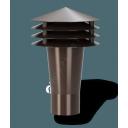 Gravitācijas vēdinātājs K10, D 75/200mm