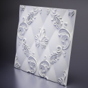 3D Ģipša Sienu Panelis MARSEILLE