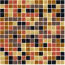 Stikla Mozaika 31,6 cm x 31,6 cm MIX COLOR N.5+O.12+M.8+C.6+N.7