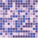 Stikla Mozaika 31,6 cm x 31,6 cm MIX COLOR N.9+O.30+M.29+C.28+R.26