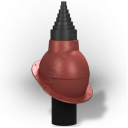 Antenas izvads NORMAL PA23, D 19-90