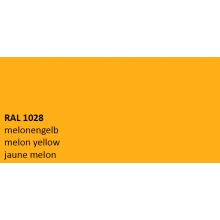 Alkīda Emalja Extra Lifestyle (dzeltenā melone RAL1028) Dekorator