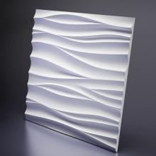 3D Ģipša Sienu Panelis SILK1/SILK2