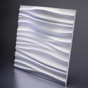 3D Ģipša Sienu Panelis SILK LED