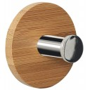 Āķis Spirella Hooks Punt Wood Ø5cm Light Brown