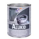 ALUKID Alumīnija pretkorozijas grunts-emalja sudrabaina
