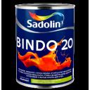 Sadolin Krāsa lateksa BINDO 20 pusmatēta