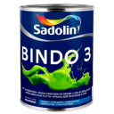 Sadolin Krāsa griestiem lateksa BINDO 3 stipri matēta