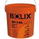 BOLIX SIT 2 KA 30kg SILIKONA DEKORATĪVAIS APMETUMS 2.0mm (BIEZPIENS)