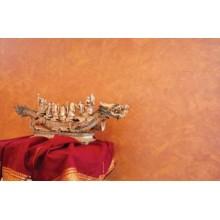 BOREALIS Dekoratīvā krāsa ar perlamutra spīdumu