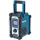 MAKITA DMR107 Radio uztvērējs bez akumulatora un lādētāja