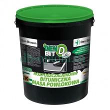 Bitumena hidroizolācijas masa DEN BIT-D melna