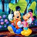 Mickey un Minnie