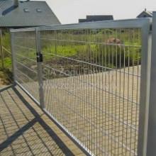 Ворота Двустворчатые 4,5m x1,5m