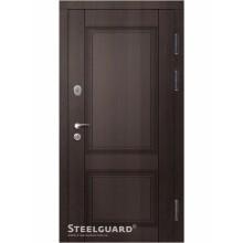 Metāla Durvis DO-30 Tumšs Rieksts