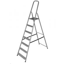 Kāpnes Tērauda max 125kg ar 7 Pakāpieniem