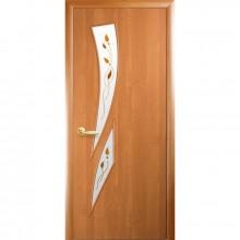 Durvis KAMEJA DO ar zīm.P1 Alksnis
