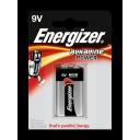 Baterijas Alkaline ENERGIZER Power 9V