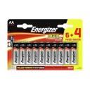 Baterijas Alkaline ENERGIZER MAX LR03/AAA, 10gab