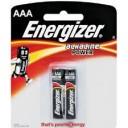 Baterijas Alkaline ENERGIZER Power LR03/AAA, 2gab
