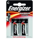 Baterijas Alkaline ENERGIZER Power C-LR14, 2gab