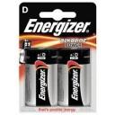 Baterijas Alkaline ENERGIZER Power D-LR20, 2gab
