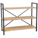 Noliktavas Plaukts Signal Meble Loras R3 Storage Shelf 100x120cm Oak