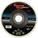 Filca disks pulēšanai 125x10mm GermaFlex