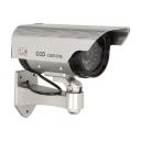 OR-AK-1201 Kameras mulāža CCTV, mirg.sark.LED; iekš un āra liet.; baterijas: 2x1,5V