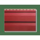 Akrīla Fasāžu Saidings ( sarkans ) Kanada Plus Premium