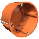 HV 60 MW Reģipša montāžas kārba ar mīkstam membrānam d=68 H=61