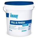 KNAUF gatava špaktele vieglā Fill & Finish 20 kg