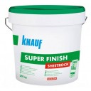 KNAUF gatava smalka špaktele Super Finish