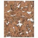 Korķa sienas segums CONDOR 30X60 BALTS