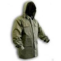 Darba jaka gumijota, zaļa XL