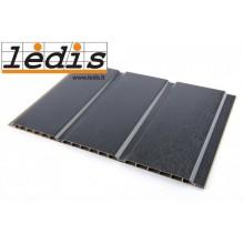 Pastiprināti apdares dēļi PVC (0. 3 X 2, 7m)